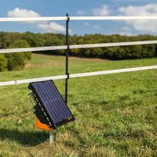 Gallagher S200 Solar Electric Fence Energiser Charger Electric Fence Online