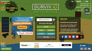 Surviv.io Unblocked - Unblocked Games 66