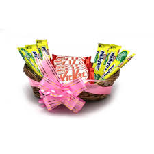 valentine s day gift basket for her or him