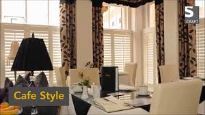 cafe style shutters you