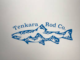 Fish Tetons Sticker
