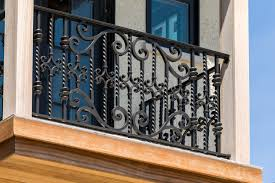 Balcony Railings Palm Beach Fence Pros Installation Replacement