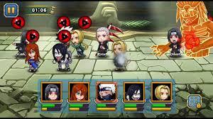 Naruto đại chiến mobile - Kakashi lục đạo +1 - YouTube