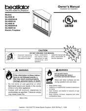 heatiator silh50e b owner s manual pdf