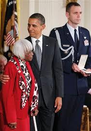 Barack Obama, Ida Martin     thetandd.com