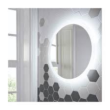 mains led bathroom mirrors plumbworld