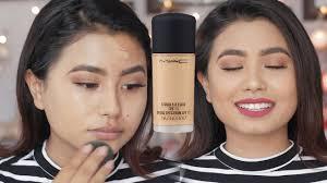 mac makeup reviews studio fix