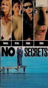 No Secrets (1991) - Adam Coleman Howard VHS – Elvis DVD Collector ...