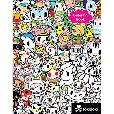 tokidoki Coloring Book- Buy Online in Malta at Desertcart