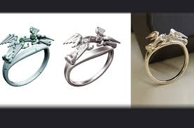design jewelry with 3d software jweel