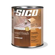 Sico Tintable Semi Transparent Exterior Stain Actual Net Contents 30 0 Fl Oz Lowe S Canada