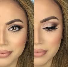 green eyes makeup natural saubhaya makeup