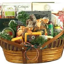 holidays gift basket xl
