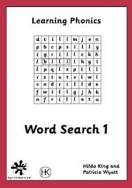 Word Search: Learning Phonics Book 1 by Hilda King | Waterstones