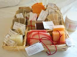 homemade soap a por sideline ou