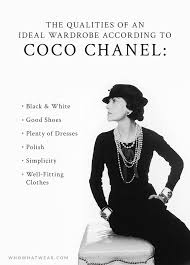 iconic coco chanel quotes on fashion and style who what wear