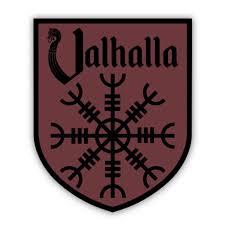 Valhalla 8 Vinyl Sticker For Car Laptop I Pad Waterproof Decal Walmart Com Walmart Com