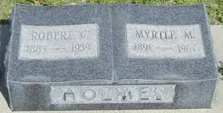 Myrtle Mae Sorrell Holmes (1891-1967) - Find A Grave Memorial