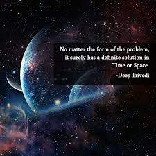 best quotes on time deep trivedi