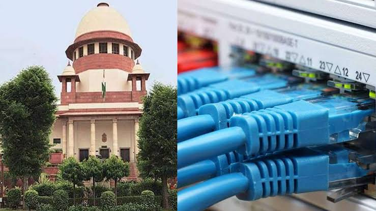 """Image result for SC has no views on if 'access to Internet' is a fundamental right"""""""