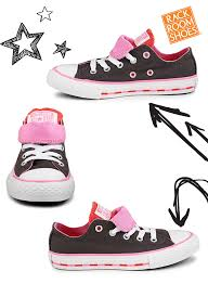 Converse Chuck Taylor All Star Double Tongue Kids Shoe Rack Room Shoes Backtoschool Kids Shoes Kids Shoe Rack Kids Shoes
