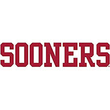 Amazon Com 9 Inch Ou University Of Oklahoma Sooners Boomer Sooner Logo Removable Wall Decal Sticker Art Ncaa Home Room Decor 9 By 2 Inches Baby