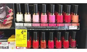 revlon nail polish only 1 99 at cvs