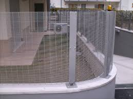Industrial Fence Recintha Safety Nuova De Fi M Spa Wire Mesh Metal