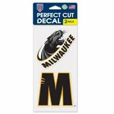 University Of Wisconsin Milwaukee Stickers Decals Bumper Stickers