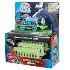 friends hyper glow thomas train set