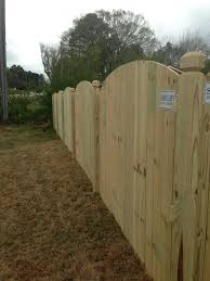 Wood Fences Hoover Al Fence Installation Shelby County Alabaster Al