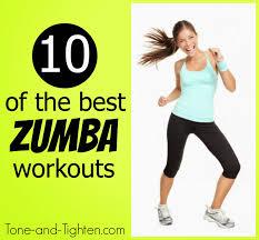 free zumba latin dance video workouts