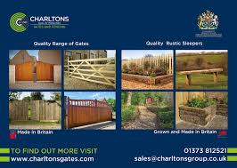 Charltons Gates Fencing Quality Ingrained Fencing And Landscaping News