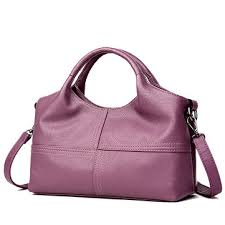 women pu soft leather handbags