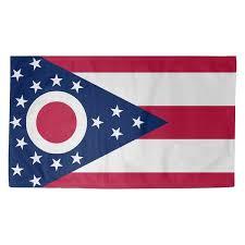 Shop Katelyn Smith Ohio Flag Dobby Rug - Overstock - 27172714