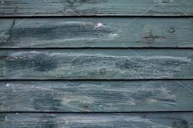 Dark Turquoise Old Wooden Fence Wooden Fence Modern Fence Bamboo Fence