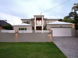 Modern Wall With Putz And Slat Fence Facade House House Exterior House Paint Exterior