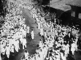 भारत छोड़ो आंदोलन- जानिए पूरी कहानी ...