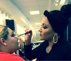 she is the best makeup artist ana arias
