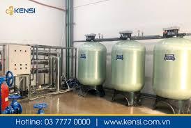 Máy lọc nước công nghiệp có cung cấp nguồn nước đảm bảo