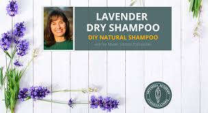 Lavender Dry Shampoo - The Santa Barbara Independent