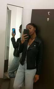 jacket black girls killin it