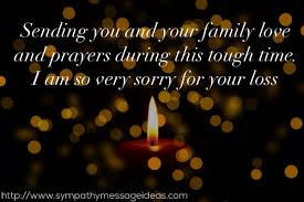 religious sympathy quotes and messages sympathy card messages