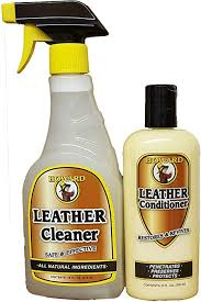 howard auto leather cleaner and