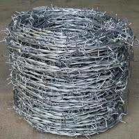 Wire And Wirenetting Products Barbed Wire Fencing