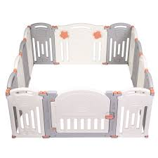 Baby Folding Playpen Kids Children Activity Centre Safety Fence Play Yard Home Indoor Outdoor Walmart Com Walmart Com