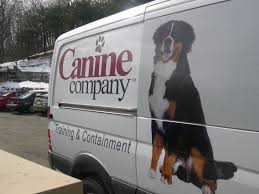 Canine Company Facilitates Rebranding With Car Decals From Signazon Com