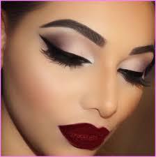 eye makeup in black dress saubhaya makeup