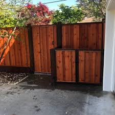 Want To Hide Those Garbage Cans Let Us A 1 Fence Company Facebook