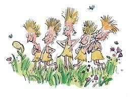 Roald Dahl - Random Roald Fact: The Oompa-Loompas in Roald ...